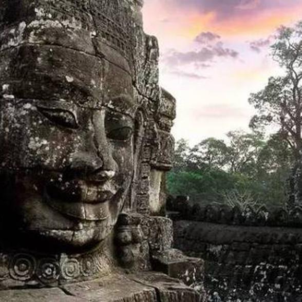 柬埔寨吳哥古蹟